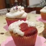 Un cuore di cupcake!!!