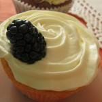 Cupcake alle more e ricotta