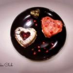 Cuore di lampone per San Valentino…
