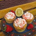 Cupcake limone e ricotta…quasi leggeri!