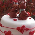 Cake in love….