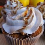 Cupcake strudel