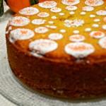 Torta antinfluenzale, ovvero torta all'arancia!!