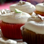 Cupcake pan di zenzero