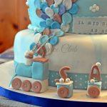 Cake design – Torta battesimo