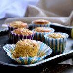 Muffin miele e limone per lo #scambioricette