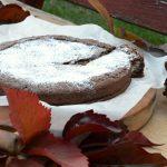 Crostata al cacao con crema alla ricotta e mascarpone per lo #scambioricetta