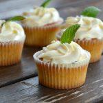 Cupcake al mojito e ananas